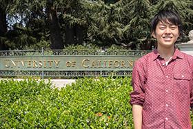 サンフランシスコ旅行時の写真(大学1年)