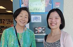 当時の担任、蓮見先生を30年ぶりに訪問