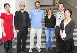 2011年エストニアで開催された日本研究学会で